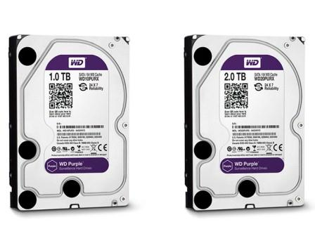 HDD WD Purple